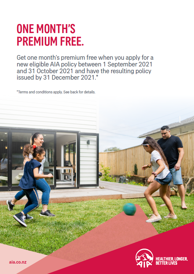 One Month Free promo